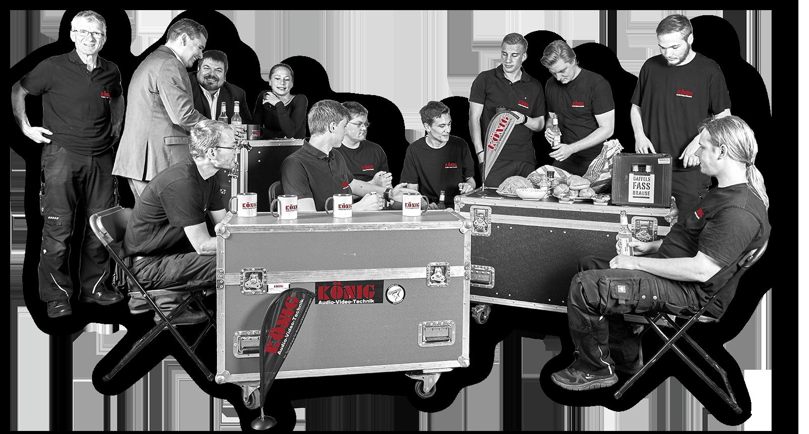 Team KÖNIG Audio-Video-Technik